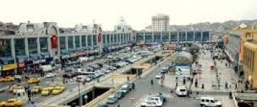İstanbul Yeni Havalimanı Ve Esenler Bölgesi Transfer